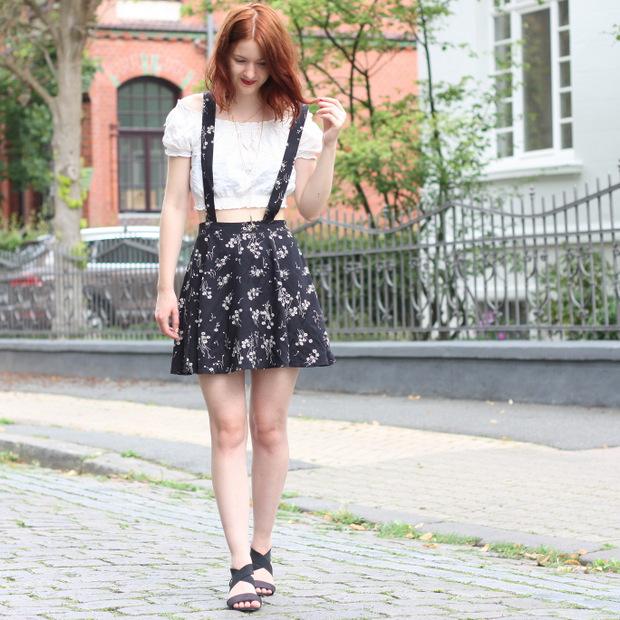Outfit Rock mit Hosenträgern (3)
