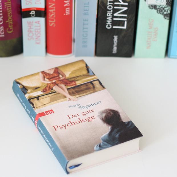 gelesene Bücher September 2015_Rezension_Der gute Psychologe