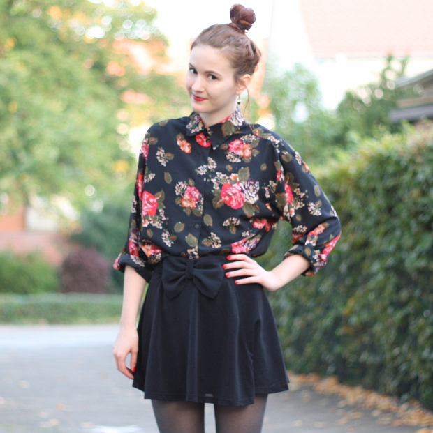 modeblog_outfit_herbst_retro_oversize bluse_skaterrock (4)