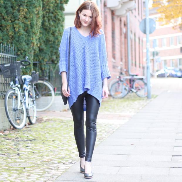 Modeblog_Outfit_Streetstyle_Asos_Herbst_Lederleggins_Pumps_Strickpullover_4