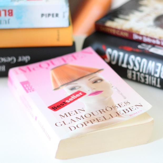 Modeblog_Buchblog_gelesene Bücher_Oktober_2015_Holly McQueen_Mein glamouröses Doppelleben