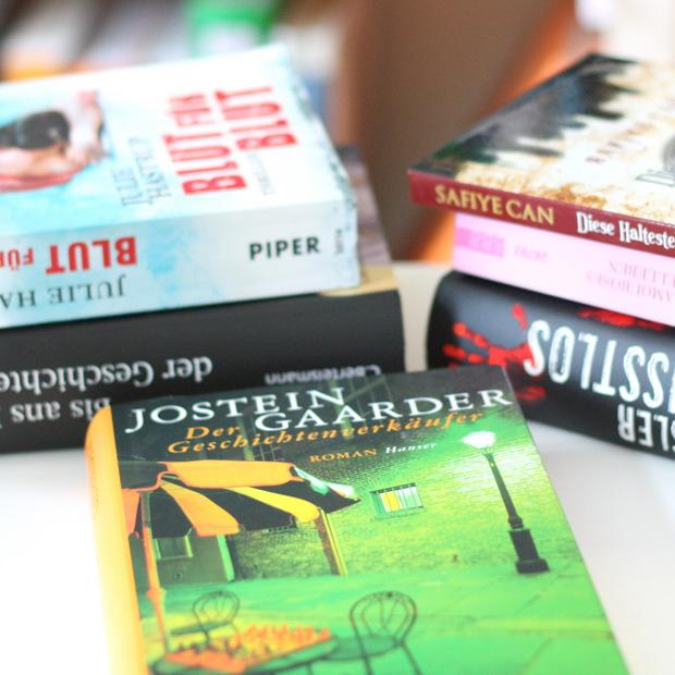 Modeblog_Buchblog_gelesene Bücher_Oktober_2015_Jostein Gaarder_Der Geschichtenverkäufer