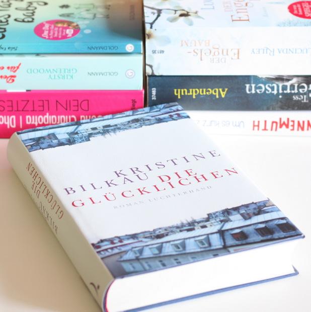 Buchblog Rezension Bilkau Die Glücklichen