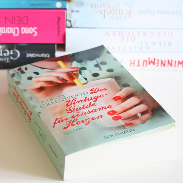 Buchblog Rezension Kirsty Greenwood_Der Vintage-Guide für einsame Herzen