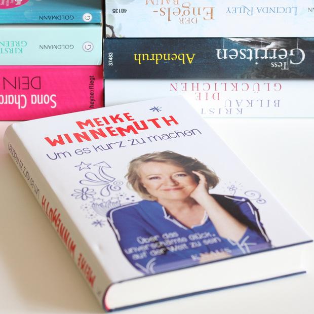 Buchblog Rezension Winnemuth Um es kurz zu machen