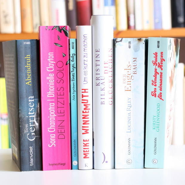 Leseliste Dezember 2015 gelesene Bücher Bücherstapel Rezensionen (2)