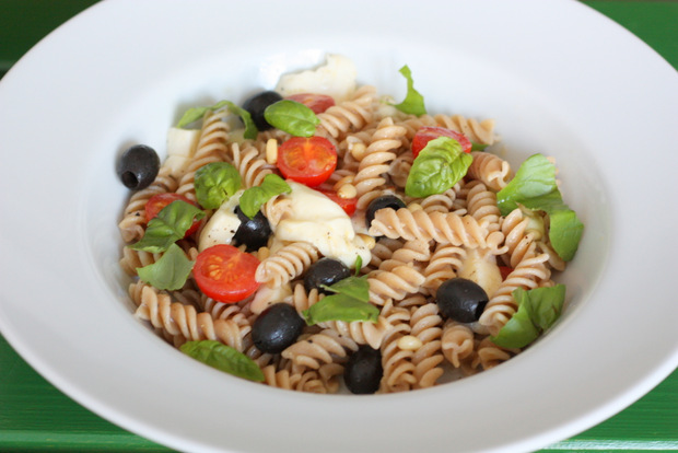 Rezept Pasta Caprese  3