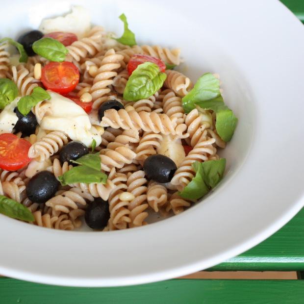 Rezept Pasta Caprese 4