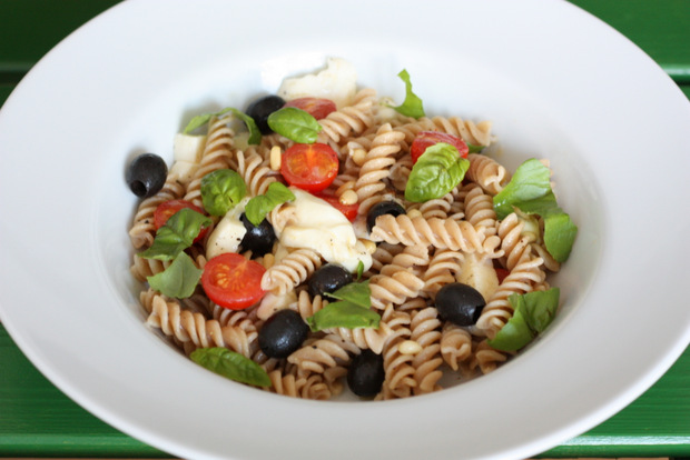 Rezept Pasta Caprese 5