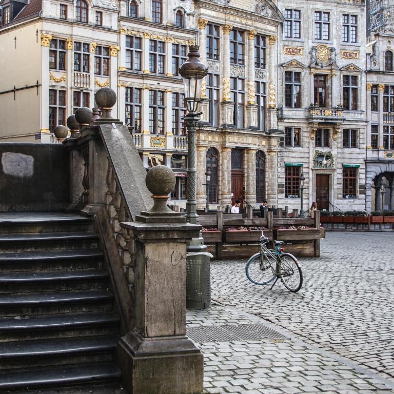 Brüssel_1 Tag vor dem Lockdown_Grand Place 1