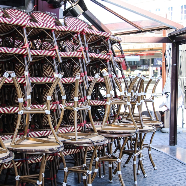Brüssel_1 Tag vor dem Lockdown_Place Jourdan 1