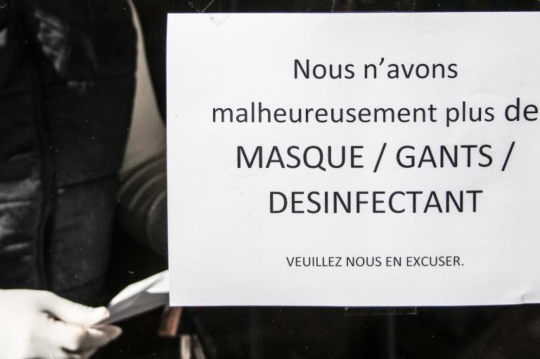 Brüssel_1 Tag vor dem Lockdown_Rue des Champs